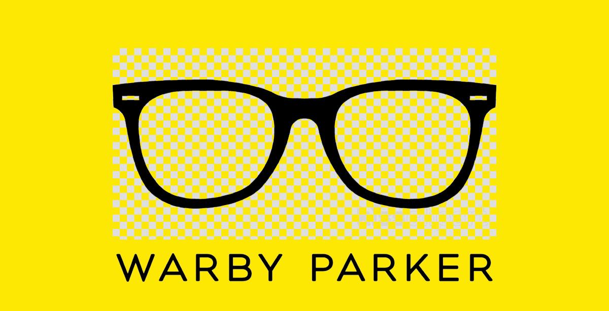 Warby Parker Branding Logo